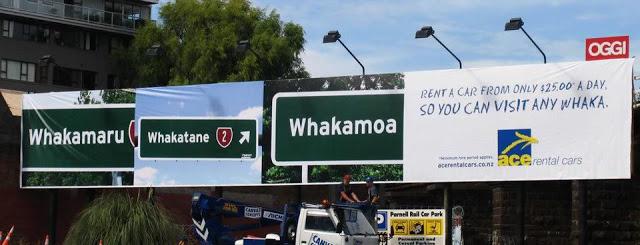 whaka Ace Ad