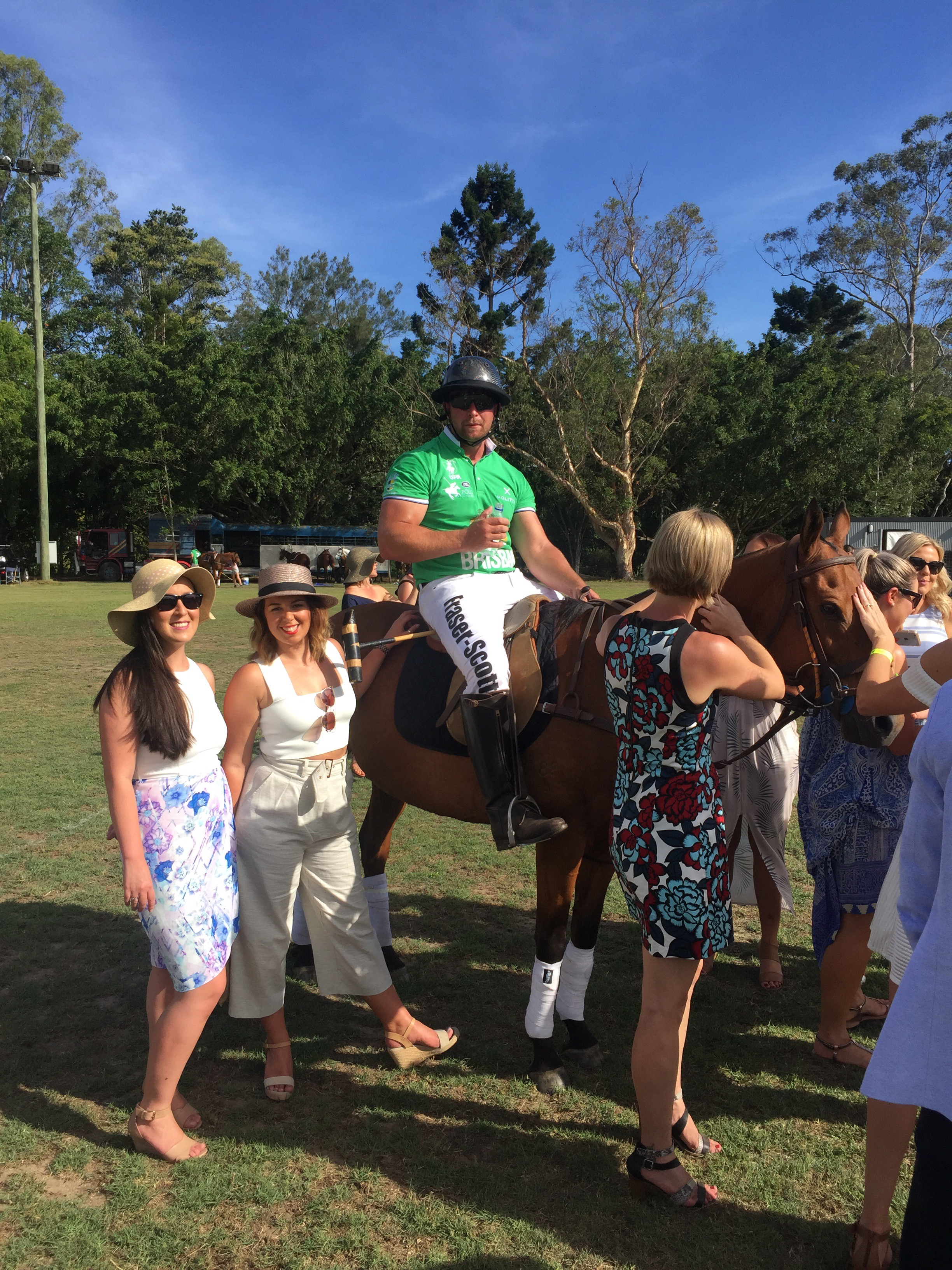 Polo in the city – Brisbane