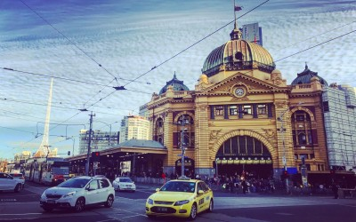 Melbourne: a gala, wineries & all the food