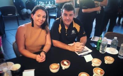 The Coffee Club Latte Art SmackDown