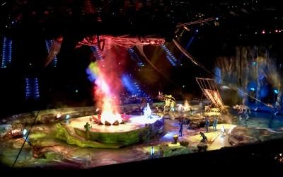 Cirque du Soleil's TORUK The First Flight – Brisbane