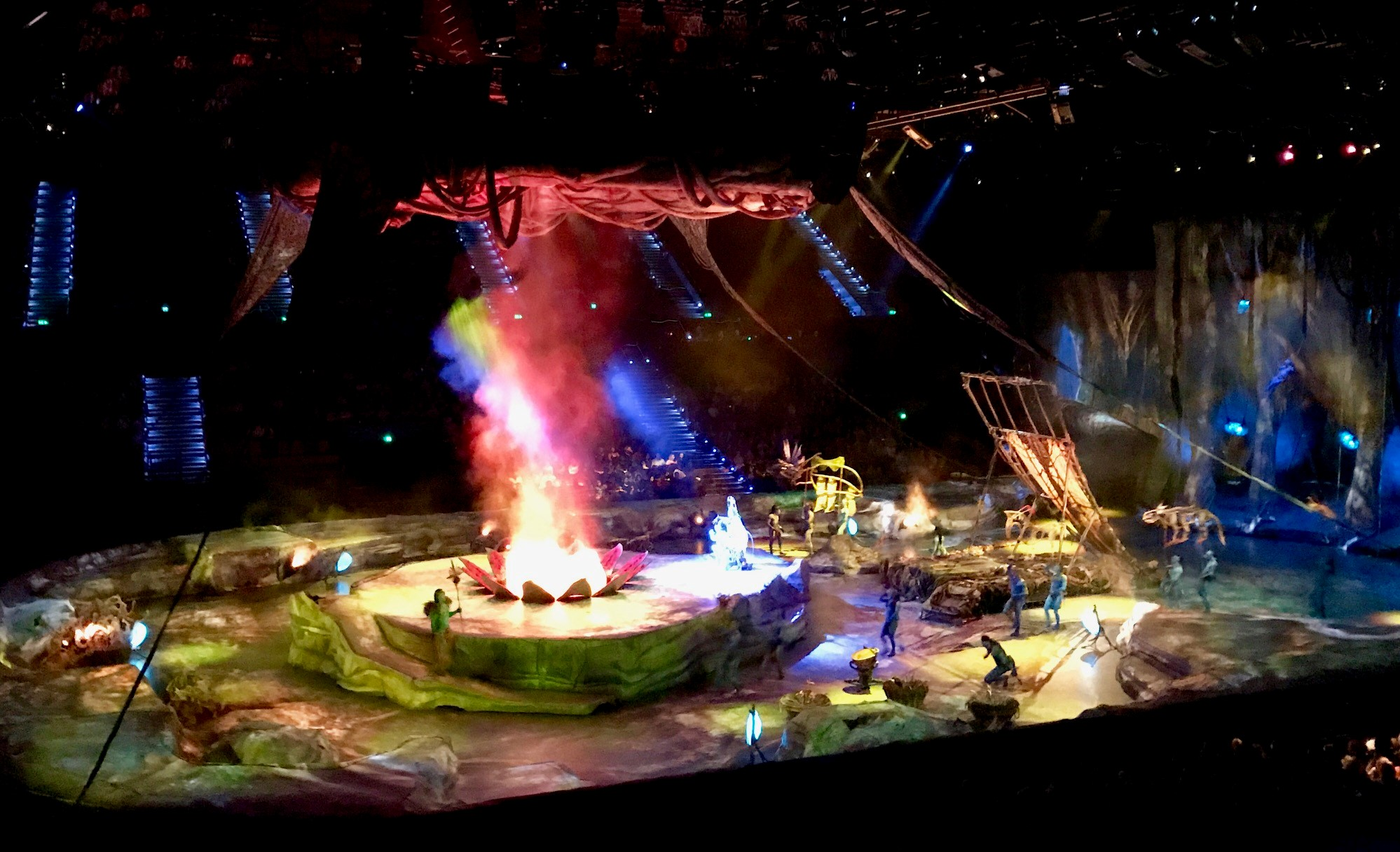 Cirque du Soleil's TORUK The First Flight – Brisbane
