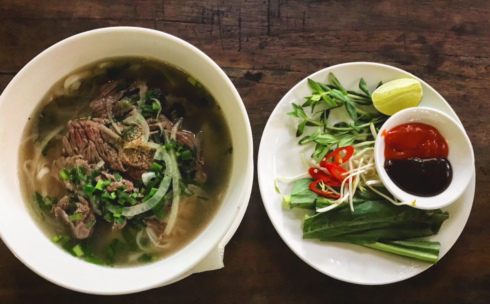 Pho-nomenal Vietnamese Eats