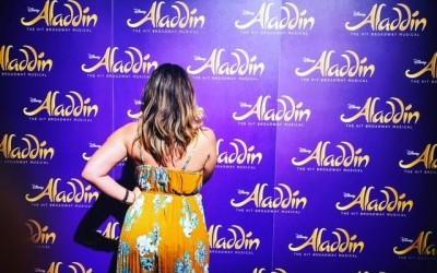 Aladdin Hits Brisbane – Genie Steals The Show