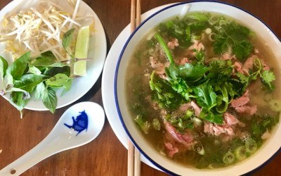 Good Unassuming Vietnamese. An Cafe, Kangaroo Point, Brisbane