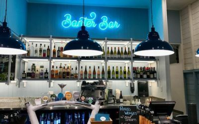 Banter Bar Kangaroo Point – Fresh Fish & Chips