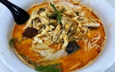 Malacca Restaurant, Disappointing Laksa In Brisbane CBD