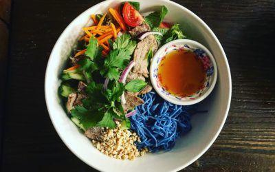 Magical Salads At Vietnamese Mint Bulimba