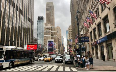 New York Whirlwind 2018