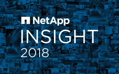 Vegas for NetApp Insights Conference