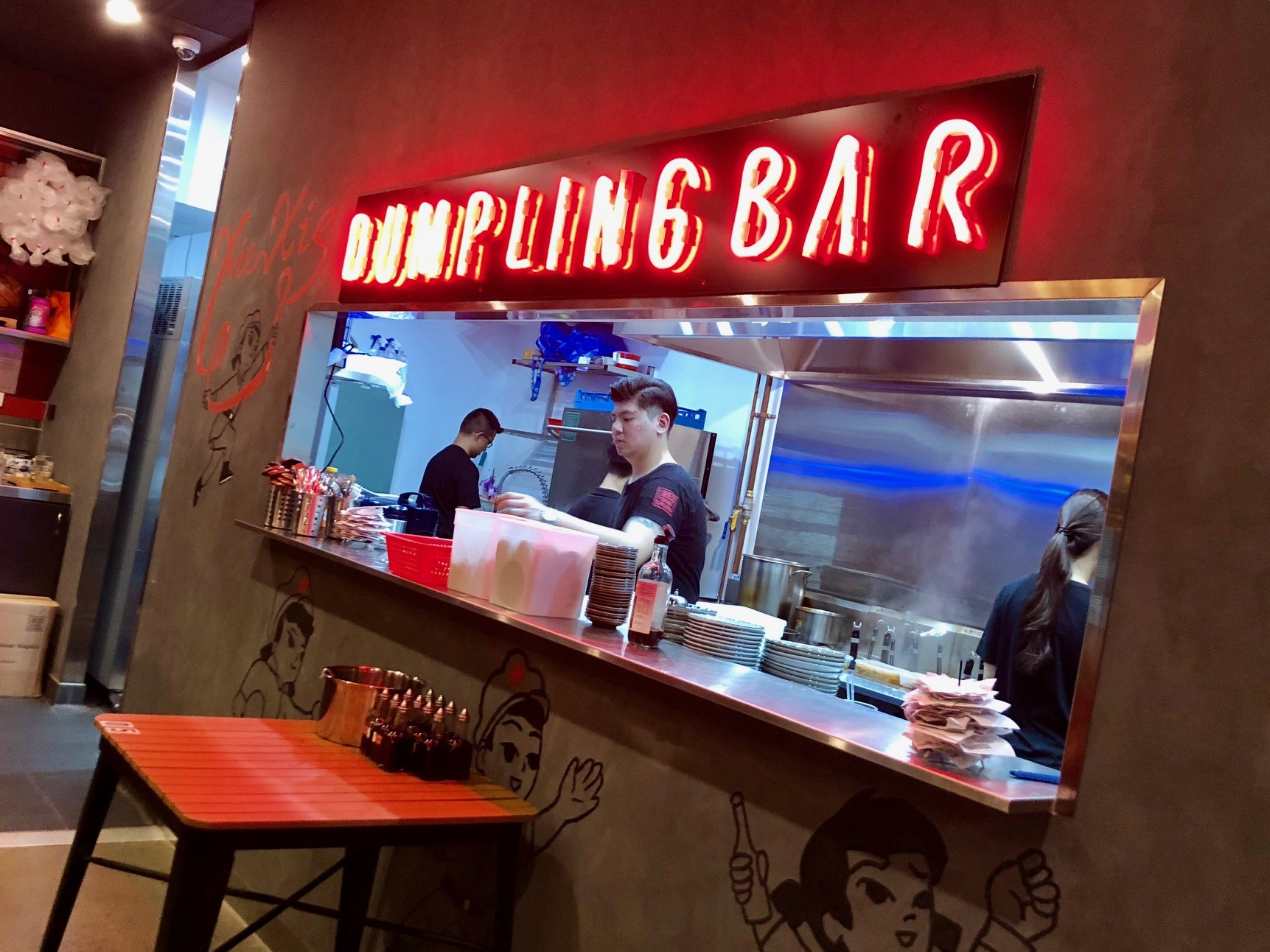 Little Red Dumpling Opens In Cannon Hill