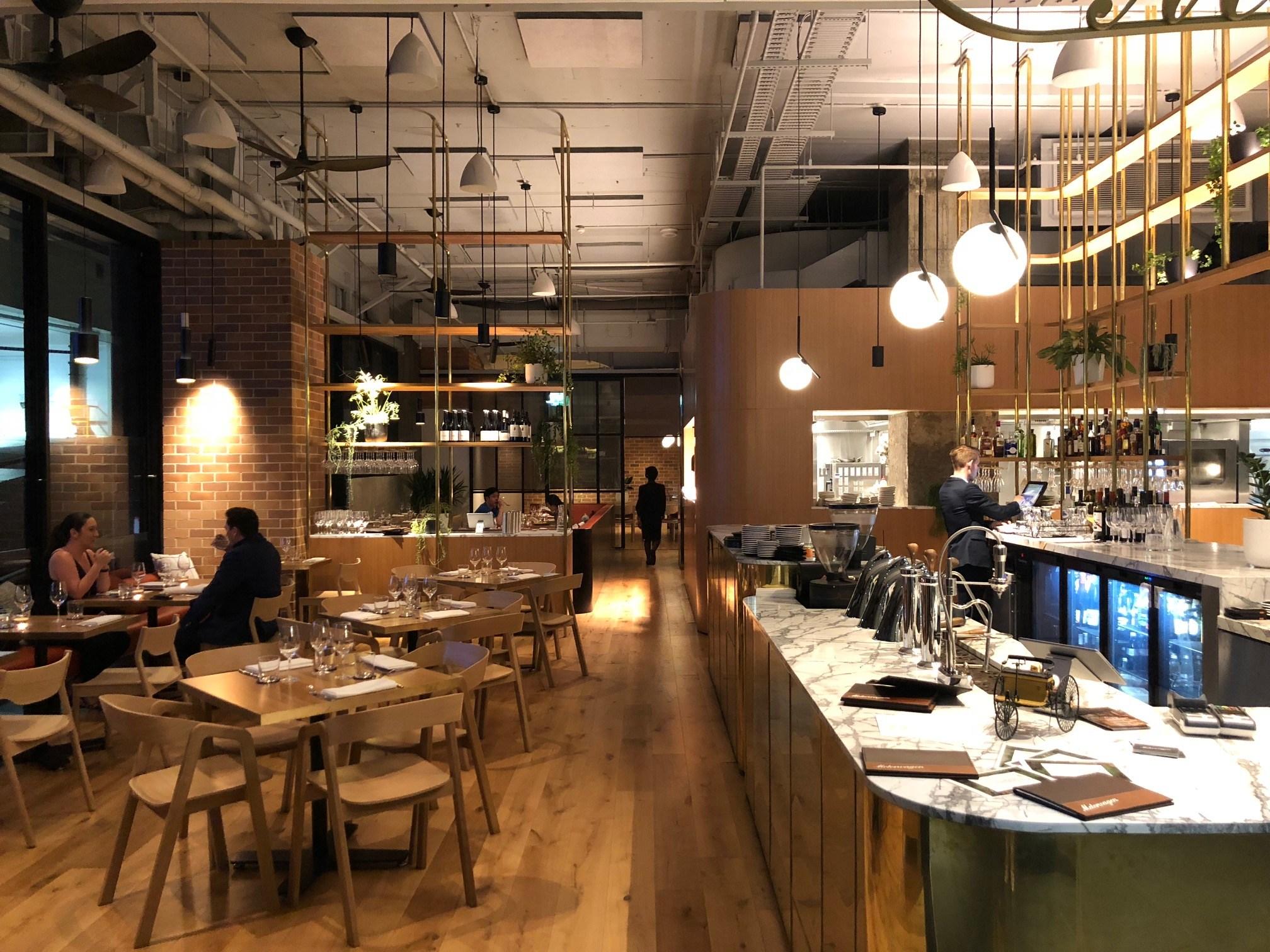 Brisbane's New Must-Dine City Restaurant: Motorwagen