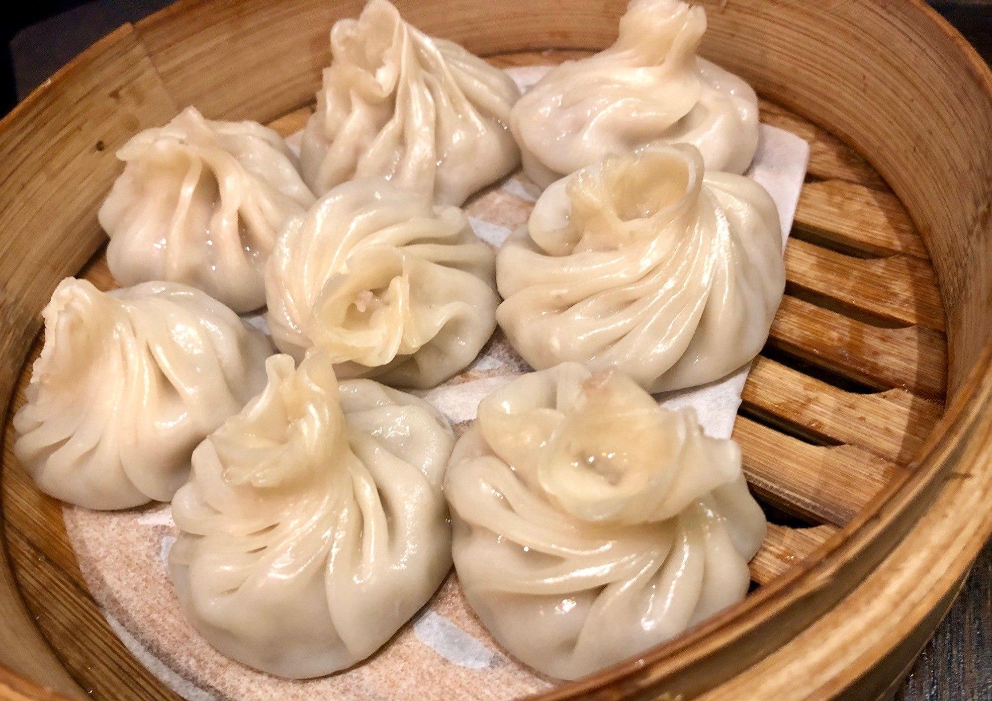 Delicious Dumplings At Fat Dumpling Bowen Hills