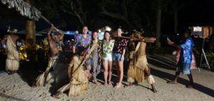 Erakor Island Resort Melanesian Feast