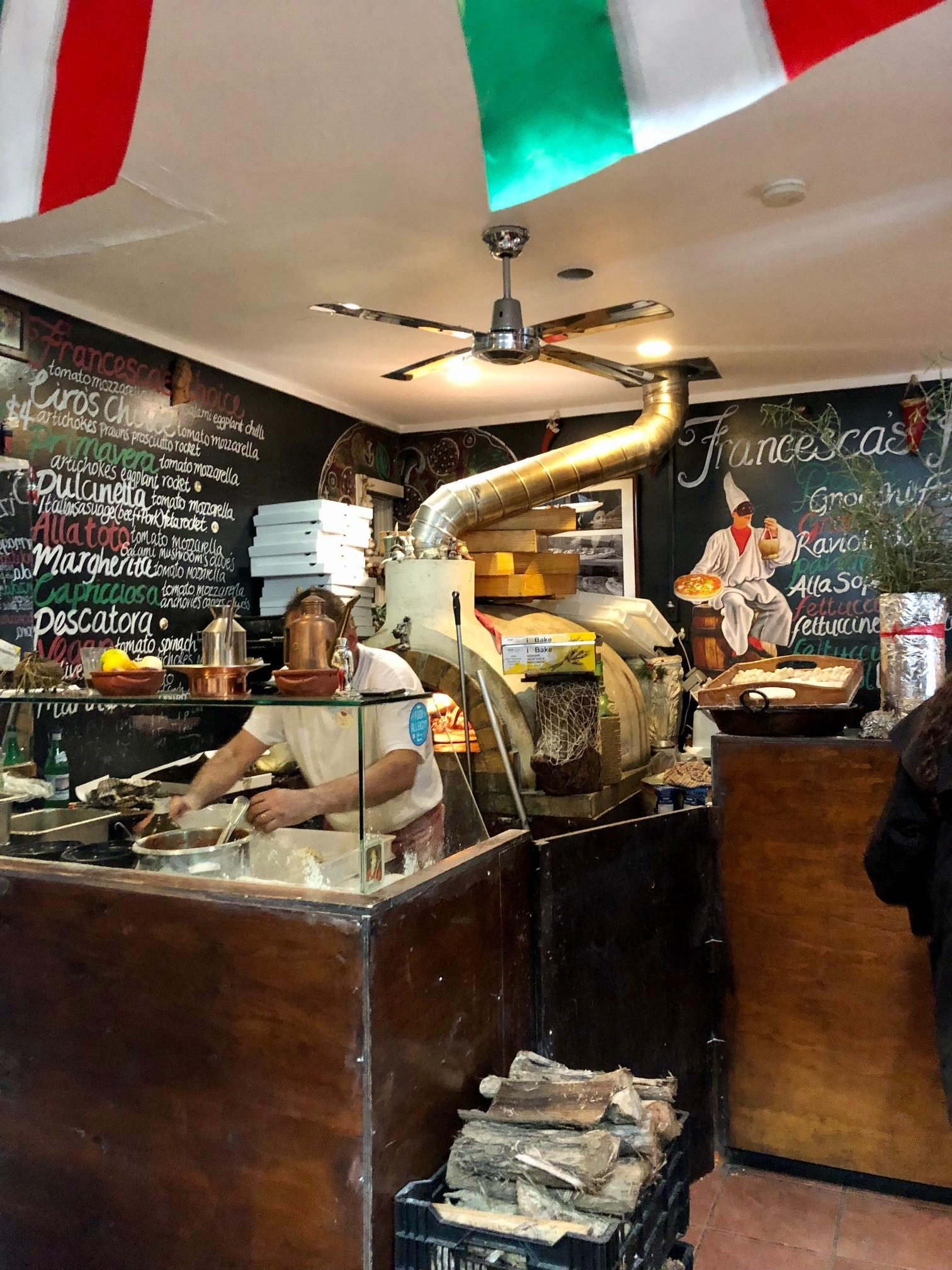 Francesca's Pizzeria | Point Chevalier Auckland