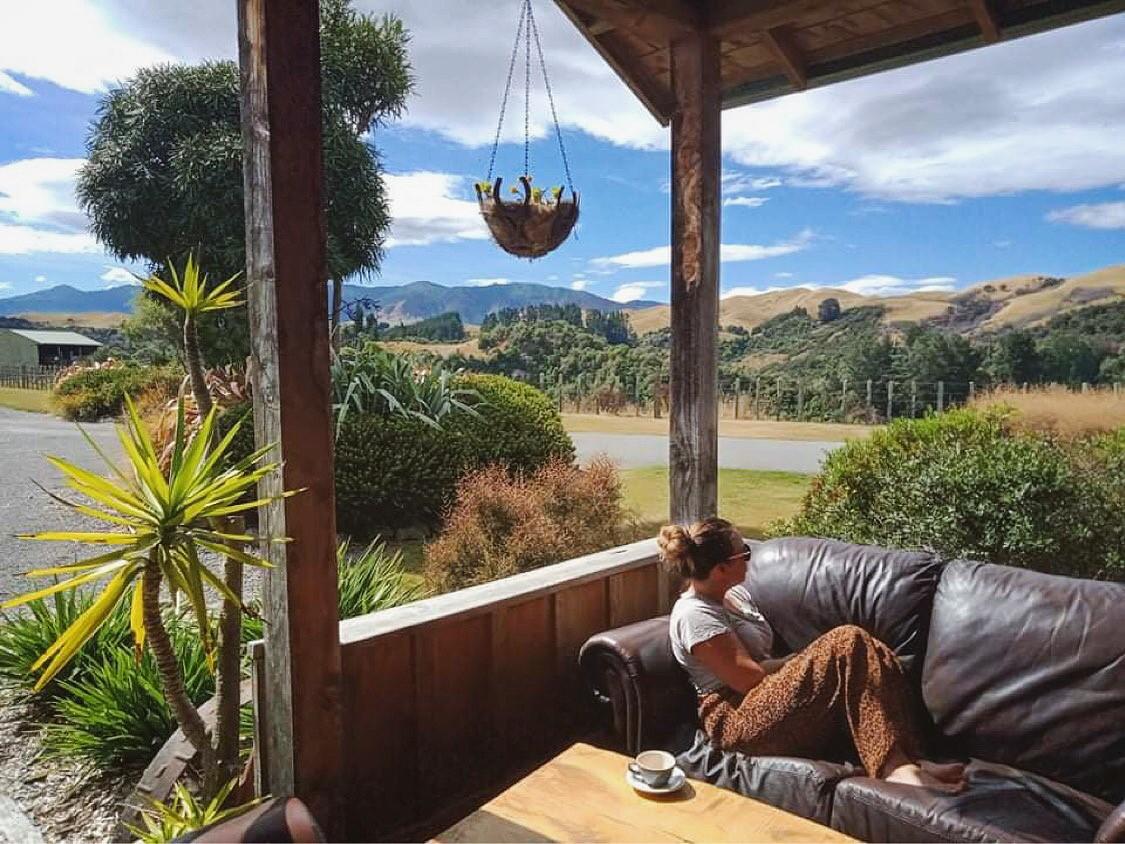 Must visit NZ: Makoura Lodge